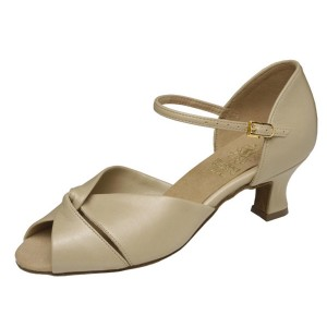 Supadance - Femmes Chaussures de Danse 1028 - Taupe
