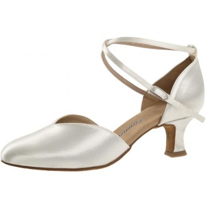 Diamant - Ladies Dance / Bridal Shoes 105-068-092 - White