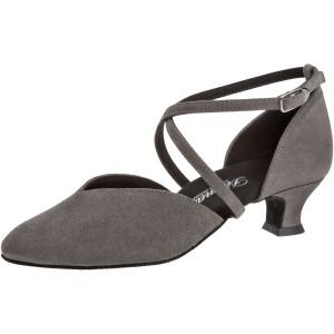 Diamant - Femmes Chaussures de Danse 107-013-009 - Gris