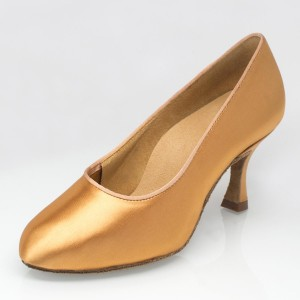 Ray Rose - Damen Tanzschuhe 107 Bora - Satin Flesh