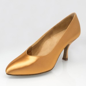 Ray Rose - Damen Tanzschuhe 109 Avalanche - Satin Flesh