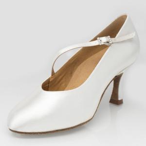 Ray Rose - Ladies Dance Shoes 116 Rockslide - Satin White