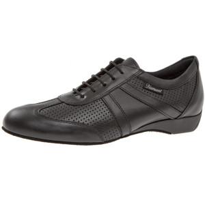 Diamant - Heren Ballroom Sneakers 133-225-042 [Brede]