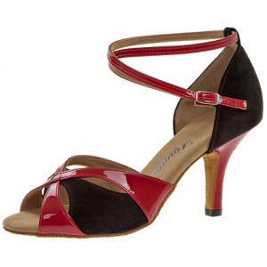 Diamant - Mujeres Zapatos de Baile 141-058-400 - Ante / Charol