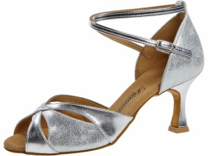 Diamant - Ladies Dance Shoes 141-087-463 - Silver