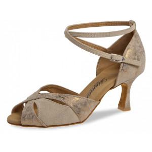 Diamant - Mulheres Sapatos de Dança 141-087-558 - Bronze/Bege