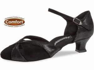 Diamant - Ladies Dance Shoes 142-112-084 [Extra Wide]