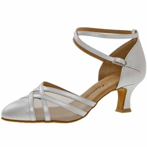 Diamant - Dance / Bridal Shoes 147-068-391 - Perlato White