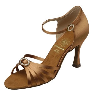 Supadance - Damen Latein Tanzschuhe 1516 - Satin