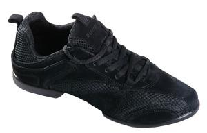 Rumpf - Unisex Dance Sneakers Nero 1566 - Black