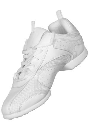 Rumpf - Unisex Dance Sneakers Nero 1566 - Branco