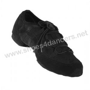 Rumpf - Unisex Dance Sneakers 1580 Mambo - Schwarz