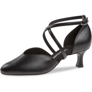 Diamant - Ladies Dance Shoes 170-106-034-V - Black - VarioSpin