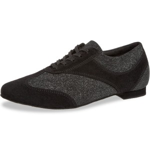 Diamant - Ladies Dance Shoes 183-005-547 - Black Suede