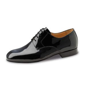 Werner Kern - Hombres Zapatos de Baile 28040 - Charol [Ancho]