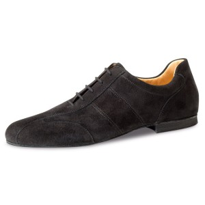 Werner Kern - Men´s Dance Shoes 28045 - Black Suede