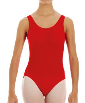 Intermezzo - Girls Ballet Body/Leotard with straps narrow 3002 Body Lover Cam