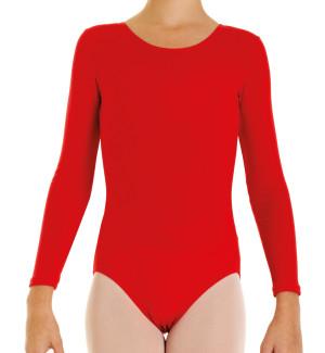 Intermezzo - Girls Ballet Body/Leotard with sleeves long 3010 Body Lover Ml