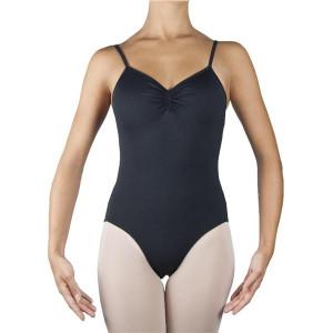 Intermezzo - Mädchen Ballett Body/Trikot mit Ärmeln lang 31183 Bodymerilstrap F