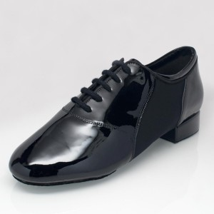 Ray Rose - Men´s Dance Shoes 323 Tailwind - Black Patent