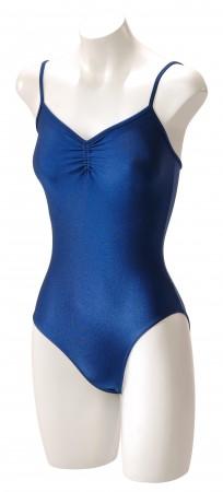 Intermezzo - Girls Ballet Body/Leotard with Spaghetti-straps 3304 Bodylystrap F