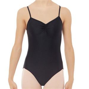 Intermezzo - Mädchen Ballett Body/Trikot mit Spaghetti-Trägern 3304 Bodylystrap F