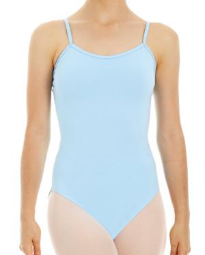 Intermezzo - Mädchen Ballett Body/Trikot mit Spaghetti-Trägern 3423 Bodyal Strap