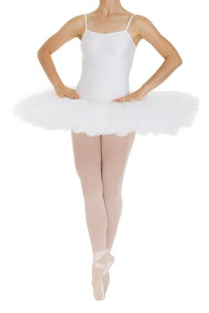 Intermezzo - Mädchen Ballett Body/Trikot mit Tutu 3485 Bodyplattu