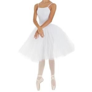 Intermezzo - Mädchen Ballett Body/Trikot mit Romantik Tutu 3488 Bodylystrapcor