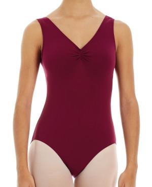 Intermezzo - Mädchen Ballett Body/Trikot mit Trägern breit 3537 Bodysupes Cf