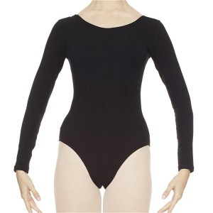 Intermezzo - Mädchen Ballett Body/Trikot mit Ärmeln lang 3983 Bodyal Ml