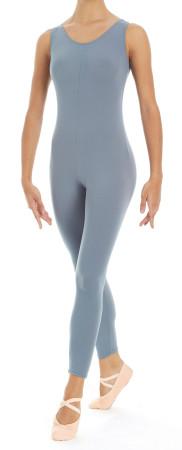 Intermezzo - Mädchen Unitard/Ganzanzug mit breiten Trägern 4008 Skinlover Cam