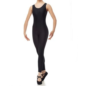 Intermezzo - Girls Unitard with straps wide 4030 Skinly Cam