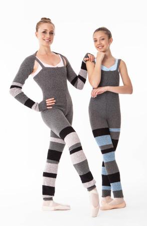 Intermezzo - Mädchen Wärmeanzug mit Trägern schmal 4131 Skindinoray