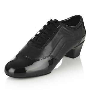 Ray Rose - Heren Latin Dansschoenen 465 Halo - Lak/Leer