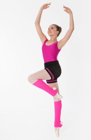 Intermezzo - Damen Ballett Pants/Wärme-Hose kurz 5240 Panshortfluo