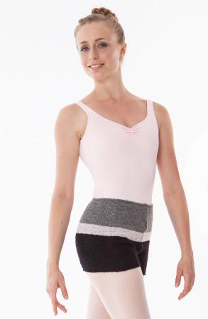 Intermezzo - Girls Ballet Pants/Warm-up pants short 5241 Panshortdinoray