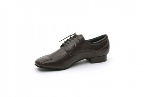Dancelife - Men´s Dance Shoes 53231 - Brown Leather