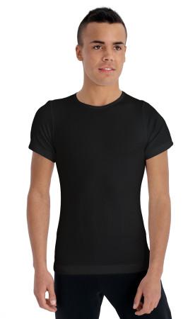Intermezzo - Heren Shirt met ronde nek kort mouven 6194 Camentura Mc