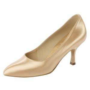 Supadance - Damen Tanzschuhe 7016 - Flesh Satin