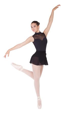 Intermezzo - Ladies Ballet Wrap Skirt short 7131 Falred 2