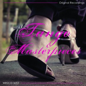 WRD - Tango Masterpieces [Tanzmusik | 2 CD]