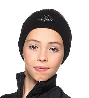 Intermezzo - Mädchen Eiskunstlauf Stirnband mit Motiv 7309 Diavuelbot