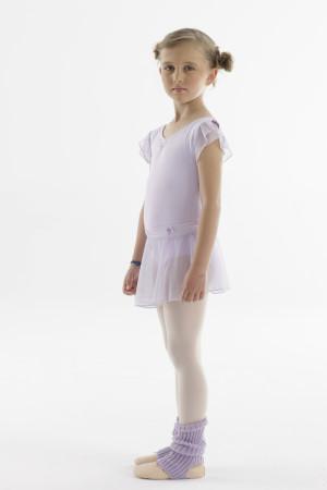 Intermezzo - Girls Ballet Skirt with wide waistband 7381 Falredfru