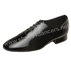 Supadance - Men´s Scarpe da Ballo 7500 - Nero Patent
