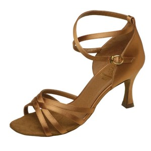 Supadance - Ladies Dance Shoes 7844 - Satin