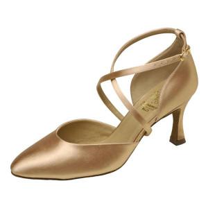 Supadance - Ladies Dance Shoes 7901 - Satin