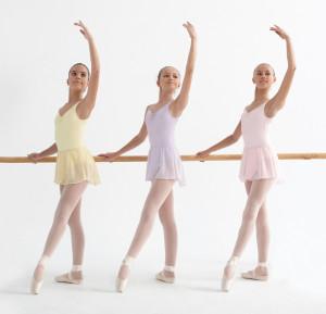 Intermezzo - Girls Ballet skirt with elastic band 7925 Falgiselcos