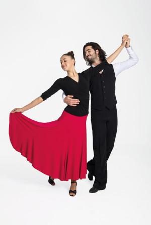 Intermezzo - Mädchen Tanz Rock/Trainingsrock Standard lang 7978 Falpara