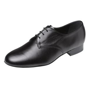 Supadance - Hombres Zapatos de Baile 9000 - Cuero Negro